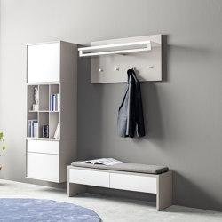 Modo | Cloakroom cabinets | Sudbrock