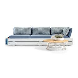 Boxx Lounge - Arrangement 3 | Sofas | solpuri