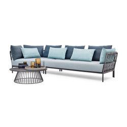 Caro Lounge - Arrangement 2 | Sofas | solpuri