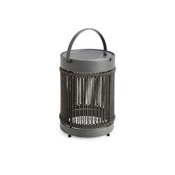 Star Table Lamp Outdoor Rope | Outdoor floor lights | solpuri