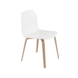 Visu Chair | Wood Base | Chairs | Muuto