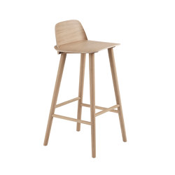 Nerd Counter & Bar Stool | Bar stools | Muuto