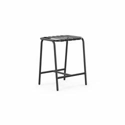 Strap 650H stool | Sgabelli bancone | Les Basic