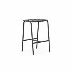 Strap 750H stool | Sgabelli bancone | Les Basic