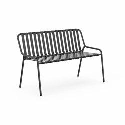 Strap 2 seater chair | Bancos | Les Basic