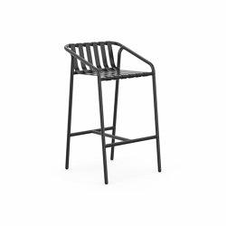 Strap 950H bar chair | Sgabelli bancone | Les Basic