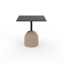 Tonne 700 square table | Dining tables | Les Basic