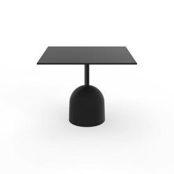 Tonne 900 square table | Mesas comedor | Les Basic