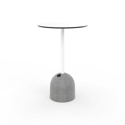 Tonne bar table | Tavoli alti | Les Basic