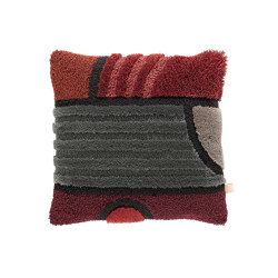 East Of The Moon Cushions | Rust | Cushions | Kasthall
