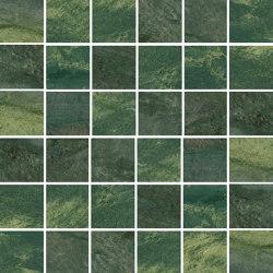 Aquarela Green | Ceramic mosaics | Apavisa
