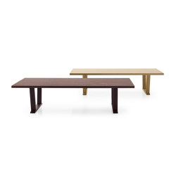 InToto | Dining tables | Maxalto