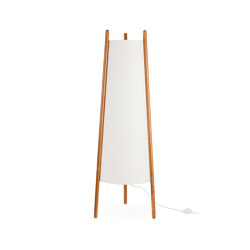 Woody Floor Lamp | Lámparas de pie | LEDS C4