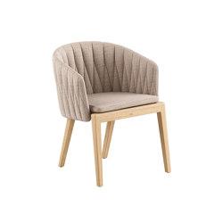Calypso chair | Chairs | Royal Botania