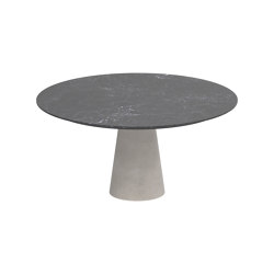 Conix round table | Dining tables | Royal Botania