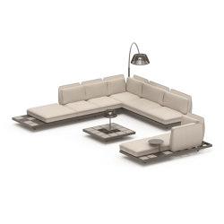 Mozaix modular lounge | Canapés | Royal Botania