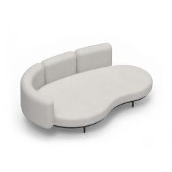 Organix modular lounge | Elementos asientos modulares | Royal Botania