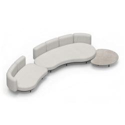 Organix modular lounge | Canapés | Royal Botania