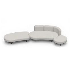 Organix modular lounge | Sofás | Royal Botania