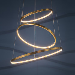 CASCADE | Suspended lights | Le deun