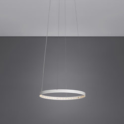 CIRCLE 30 White | Suspended lights | Le deun