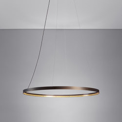CIRCLE 80 Bronze | Suspended lights | Le deun