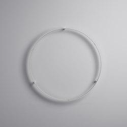 CURVE 60 White | Wall lights | Le deun