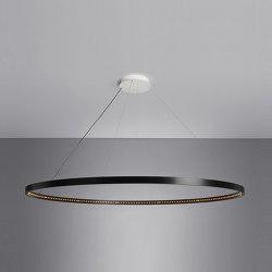 OMEGA 120 Black | Suspended lights | Le deun