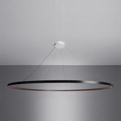 OMEGA 200 Black | Suspended lights | Le deun