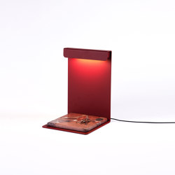 PLI BOOK Red | Table lights | Le deun