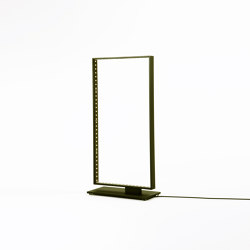 SQUARE 20 Black | Table lights | Le deun