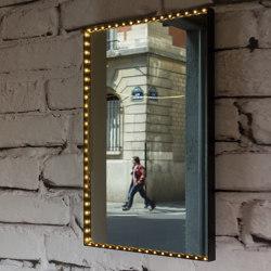VANITY Square | Lampade parete | Le deun