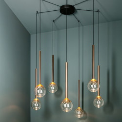 Sofì | Ceiling lights | Bonaldo