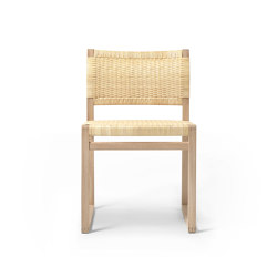 BM61 Chair Cane Wicker | Stühle | Fredericia Furniture