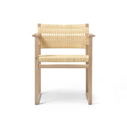BM62 Armchair Cane Wicker | Stühle | Fredericia Furniture
