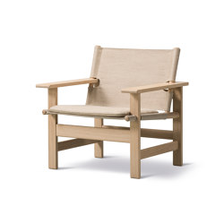 The Canvas Chair | Sessel | Fredericia Furniture