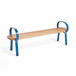 Folk bench freestanding | Bancos | Vestre