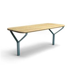 Folk table freestanding | Mesas comedor | Vestre