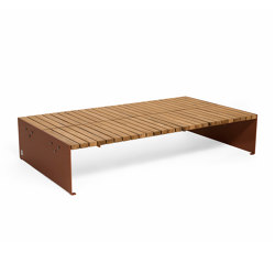 Vroom bench | Bancos | Vestre