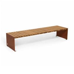 Vroom bench | Sitzbänke | Vestre