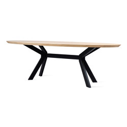 Albert dining table Ellipse | Dining tables | Vincent Sheppard