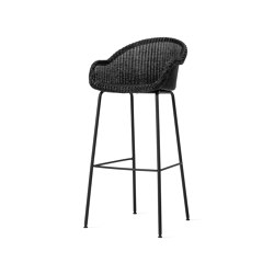 Avril bar stool steel base | Barhocker | Vincent Sheppard