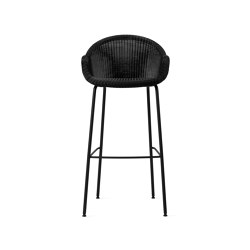 Edgard bar stool steel base | Barhocker | Vincent Sheppard