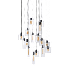 Ilo-Ilo 16L | Suspended lights | Market set