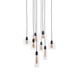 Ilo-Ilo 8L | Suspended lights | Market set
