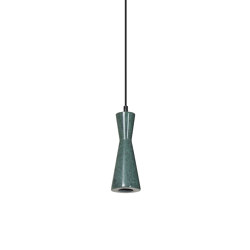Mineral Conique | Suspended lights | Market set
