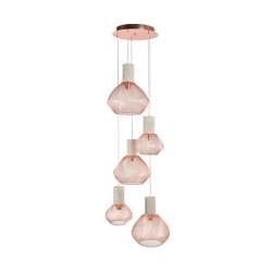 Venezia 5L | Suspended lights | Market set