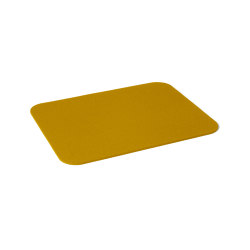 Placemat with rounded corners | Table mats | HEY-SIGN