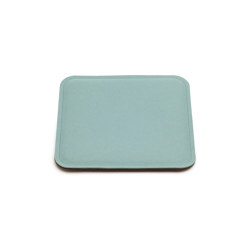 Seat cushion square with rounded corners with foam-filling | Seat cushions | HEY-SIGN