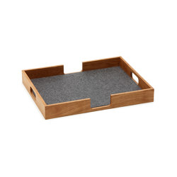 Tray rectangular | Bandejas | HEY-SIGN